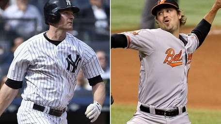 Free agents Chase Headley and Andrew Miller are