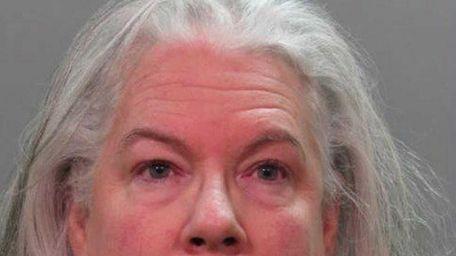 Maureen Hamilton, 58, of East Rockaway, was arrested