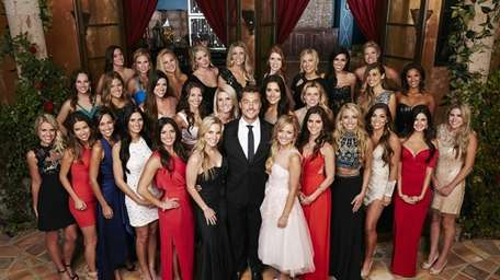Chris Soules, the stylish farmer from Iowa, is