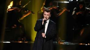 Soul singer Sam Smith has 6 Grammy Award