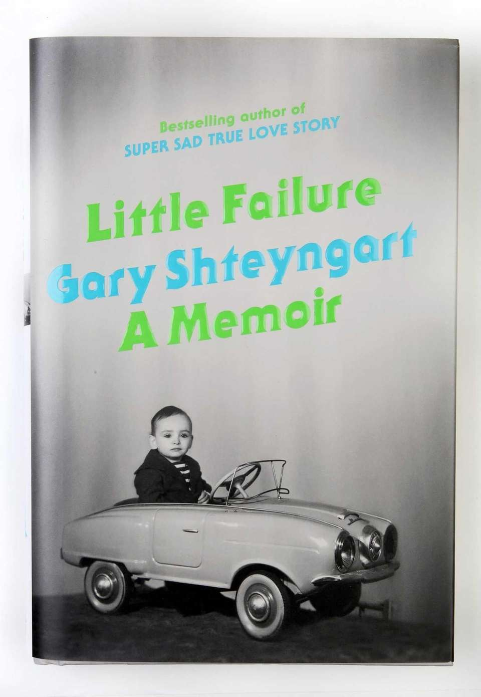 Gary Shteyngart's raw, big-hearted memoir