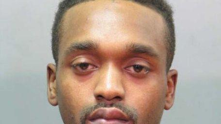 Devon Church, 23, of Hempstead, was arrested early