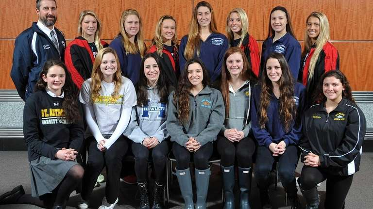 The Newsday 2014 All-Long Island girls swimming and