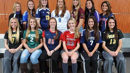The Newsday 2014 All-Long Island girls soccer team