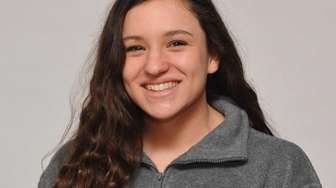 MAGGIE AROESTY Long Island Swimmer of the Year