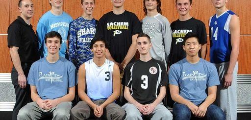 The Newsday 2014 All-Long Island boys volleyball team