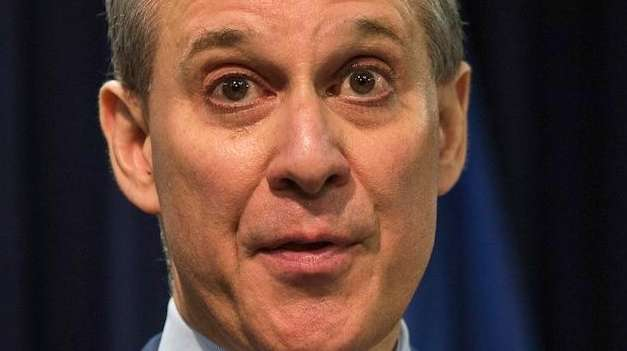 New York Attorney General Eric Schneiderman was elected
