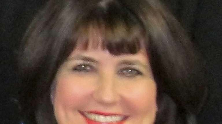 Marylou McDermott, the superintendant of Northport-East Northport schools,