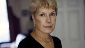 "Ruth Rendell, author of ""The Girl Next Door"""