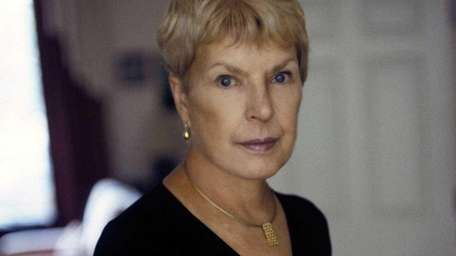 Ruth Rendell, author of