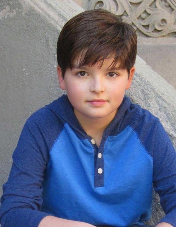 Cory Nichols, 14, a freshman at Oceanside High