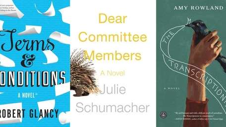 Three new novels take on the contemporary workplace.