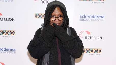Whoopi Goldberg attends