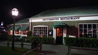 Pentimento, a veteran Italian restaurant in Stony Brook,