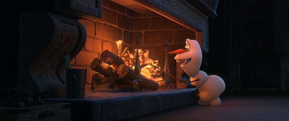 The average animated film features special effects in