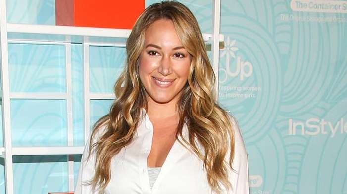 Haylie Duff welcomes her daughter, names her Ryan.