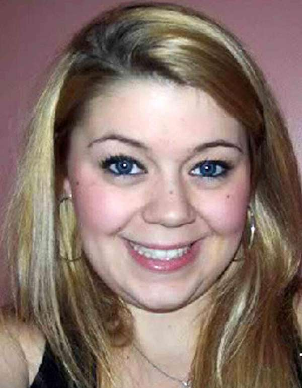 Megan Waterman, 22, of Scarborough, Maine, went missing
