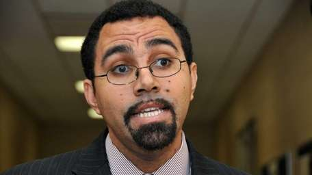 New York State Education Commissioner Dr. John King,