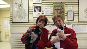 Joan Phillips and Ruth DiChiara, operators of Animal