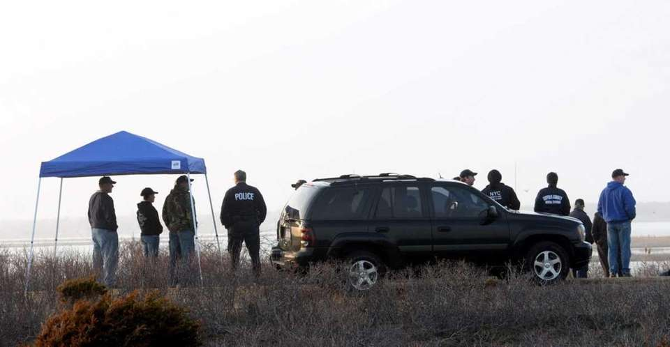 Three more sets of decomposed remains are recovered