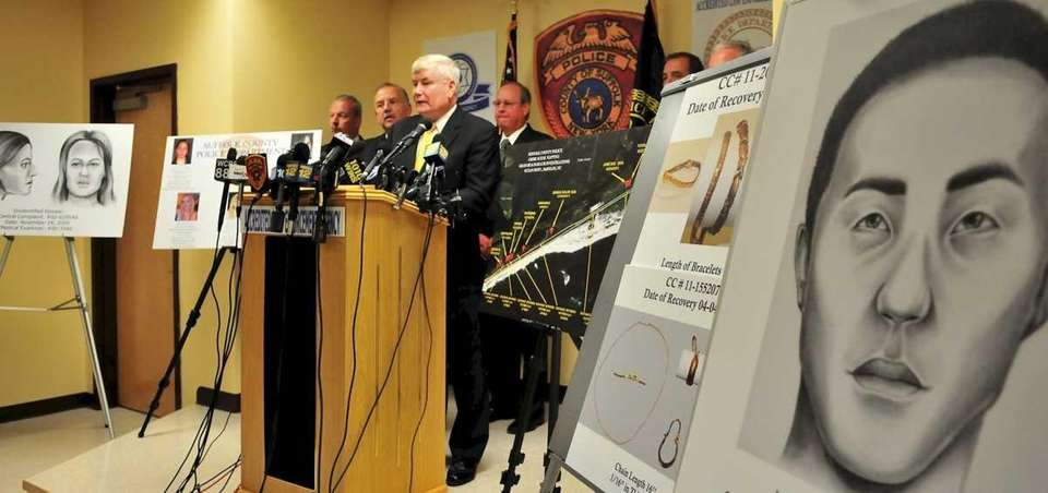 Suffolk police unveil new details concerning five victims