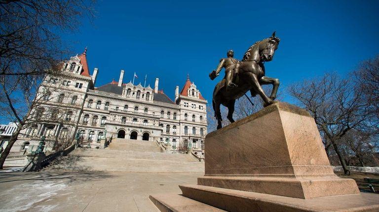 New York's financial regulators advised health insurers statewide