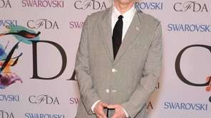 Filmmaker John Waters attends the 2014 CFDA fashion
