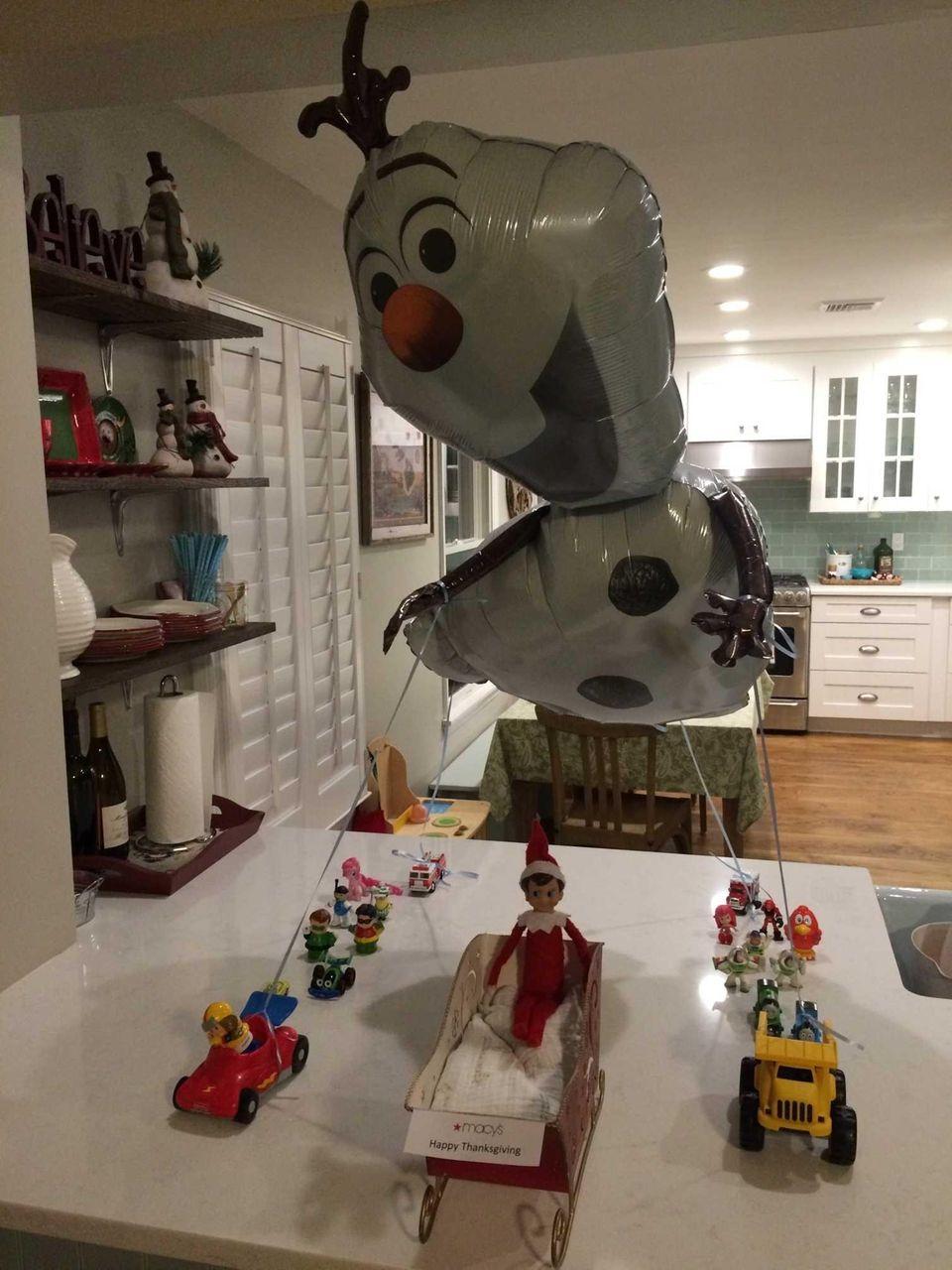 The Most Creative Elf On The Shelf Ideas Newsday