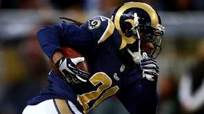 Janoris Jenkins #21 of the St. Louis Rams