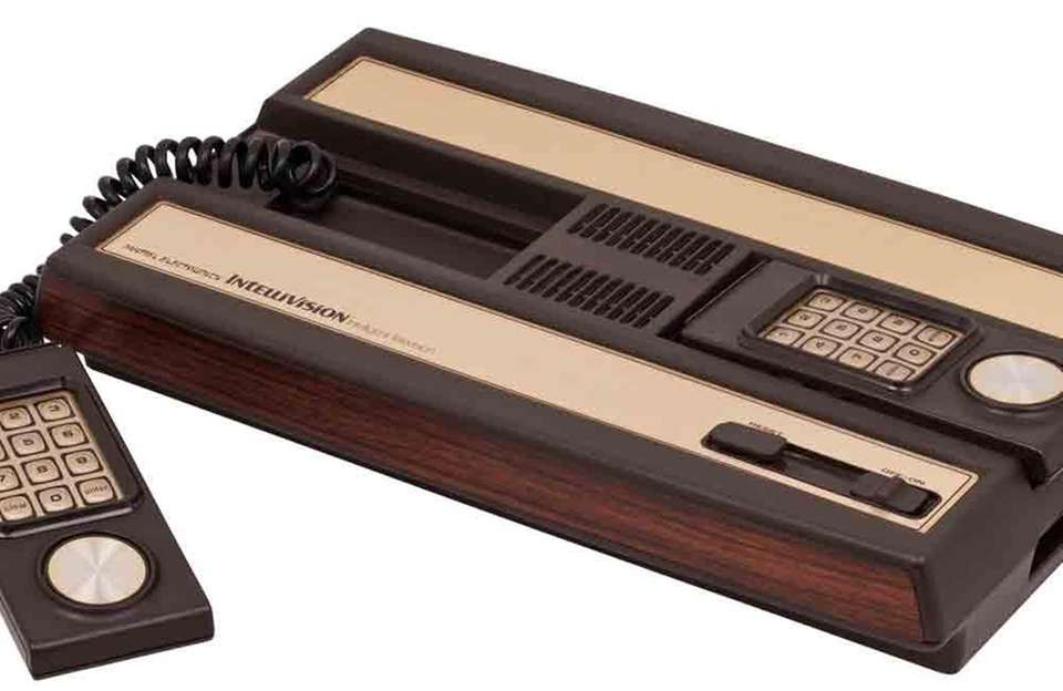 The iconic game console was enormously popular during