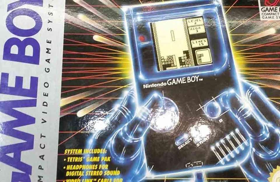The Game Boy launched in 1989, and while