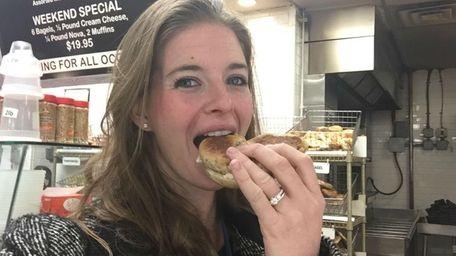 Newsday.com reporter Tara Conry ate her way across