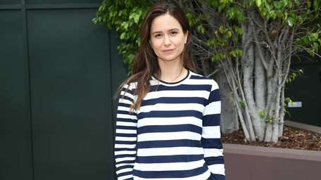 Katherine Waterston attends Deadline's The Contenders at DGA