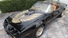 Christopher Mollish's 1979 Pontiac Trans Am brings back