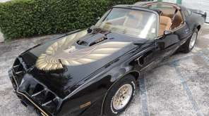 Christopher Mollish's 1979 Pontiac Trans Am brings back