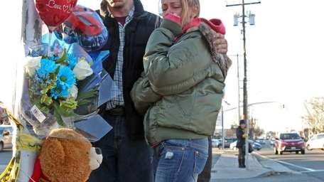 Crash victim Zachary Renftle's uncle Paul Ranftle and