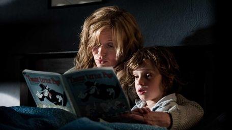 Essie Davis and Noah Wiseman star in the