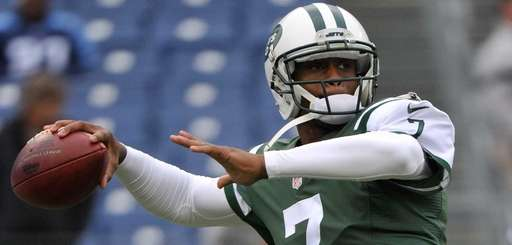 Quarterback Geno Smith of the New York Jets