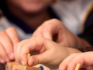 With Hanukkah just around the corner, kids from