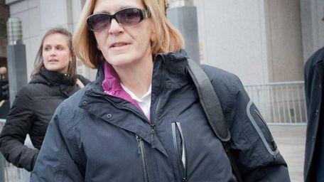 JoAnn Crupi, former Bernard Madoff account manager, leaves