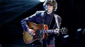 "Matt McAndrew performs ""Lost Stars"" on ""The Voice"""