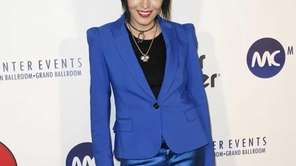 Joan Jett at Little Kids Rock Benefit at
