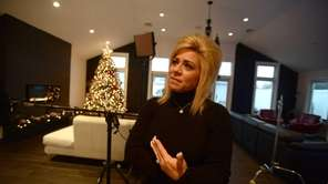 "Theresa Caputo of TLC's ""Long Island Medium"" in"