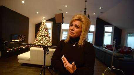 Theresa Caputo of TLC's