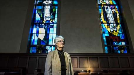 Sister Mary Pat Neylon, the prioress at the