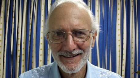 American contractor Alan Gross, seen in a 2012