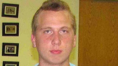 Chris Watts, 18, a senior at East Islip