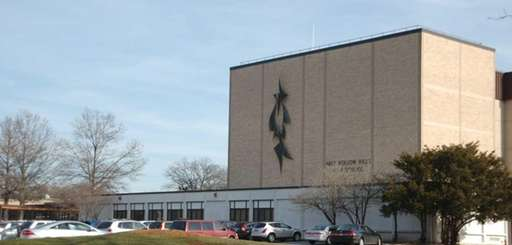 Half Hollow Hills High School East in Dix