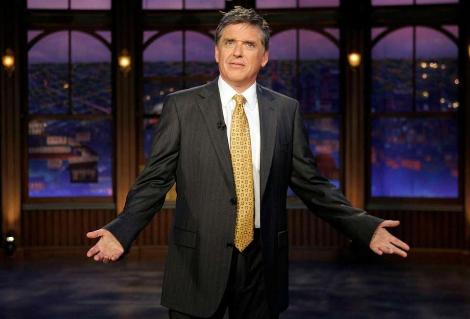 Craig Ferguson hosted the third iteration of the
