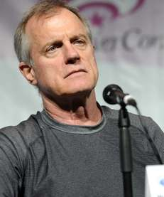 "Actor Stephen Collins promotes NBC's ""Revolution"" at WonderCon"